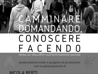 L'Animazione Sociale al centro del docufilm in presentazione a Venezia il 6 settembre
