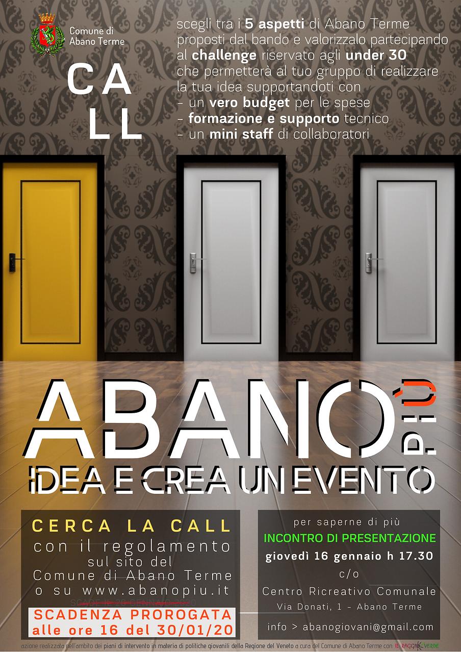 call Abano proroga.png