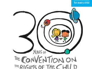 30 anni di Convenzione per i Diritti dell'Infanzia e dell'Adolescenza