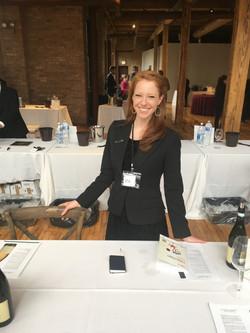 Wine Tasting hostess
