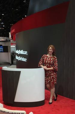 Booth Hostess at RSNA 2016