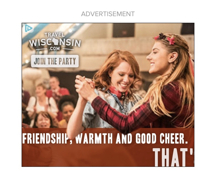 Wisconsin Tourism Web Ad