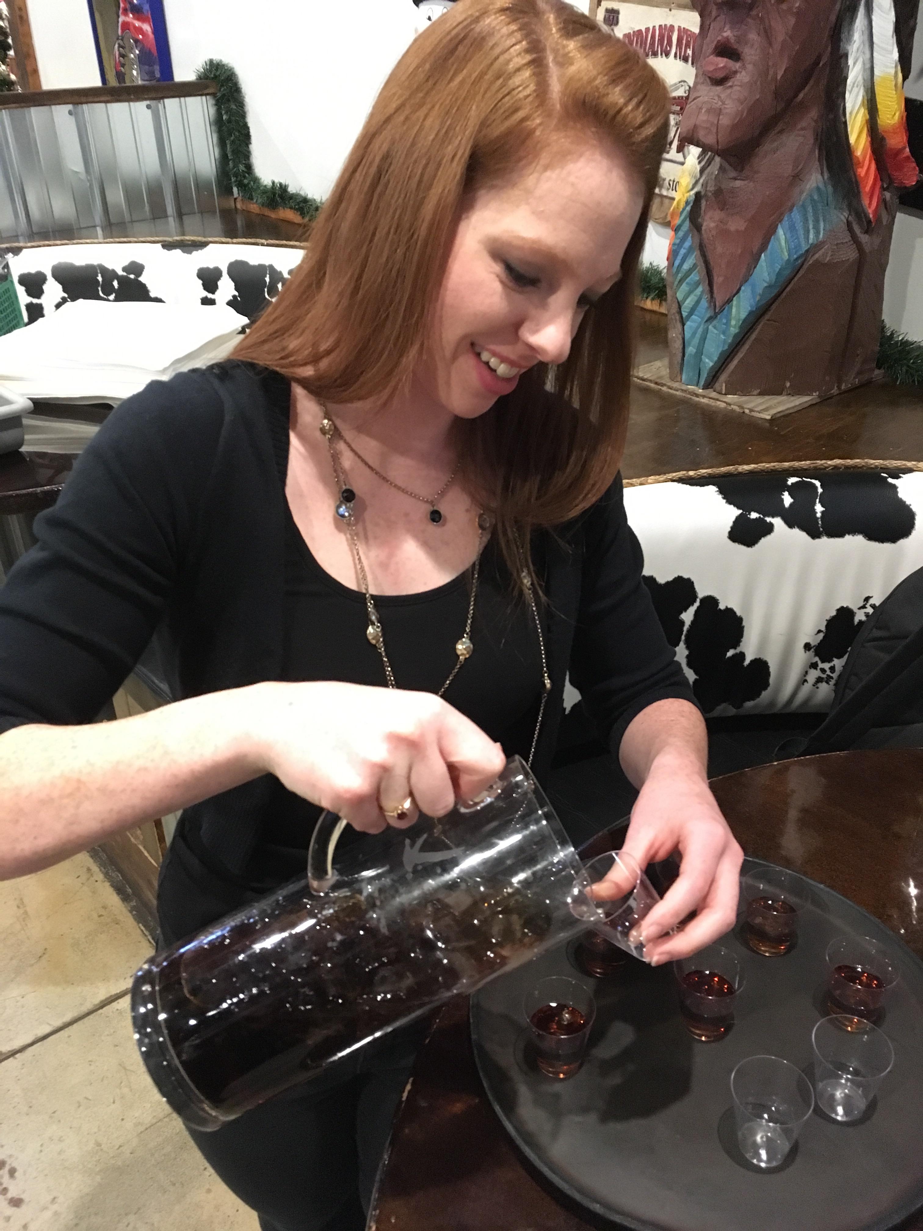 Kraken Rum Tasting