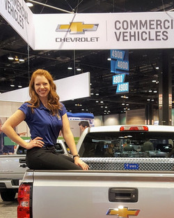 Brand Ambassador for Chevy at AHR
