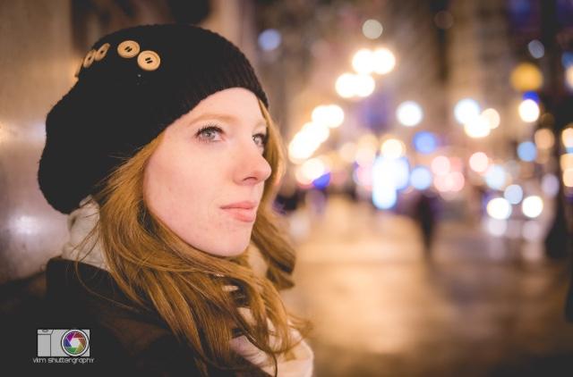 Winter Night Shoot