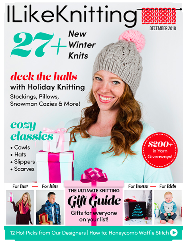 ILK Cover - December 2018