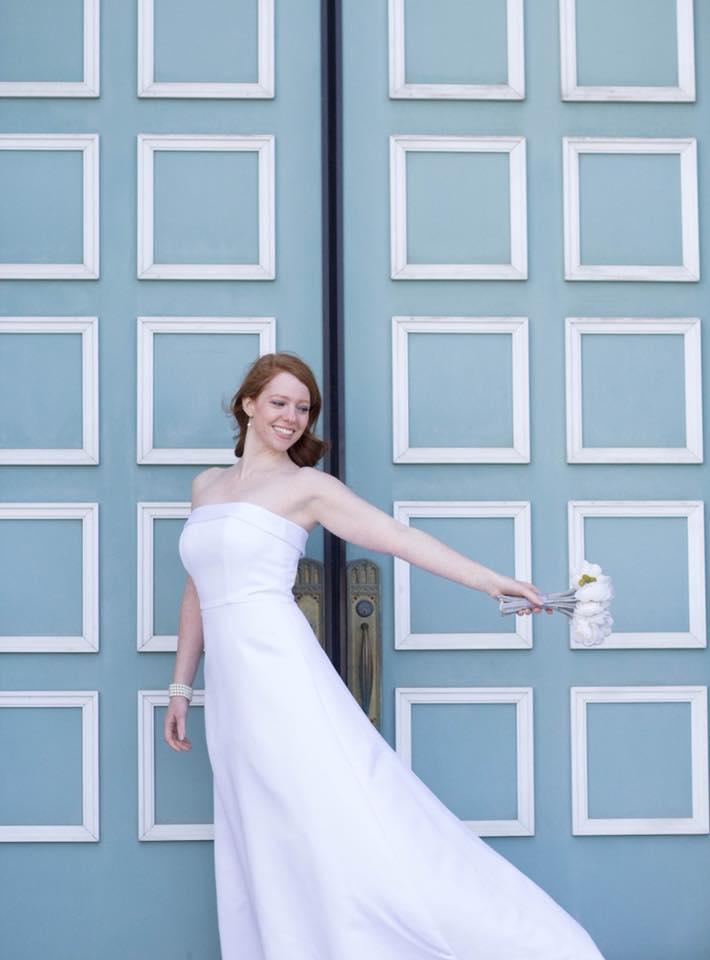 Bridal Shoot by Grace McIlvain