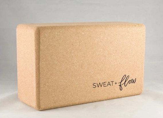 Sweat + Flow Cork Block Set (2 blocks)