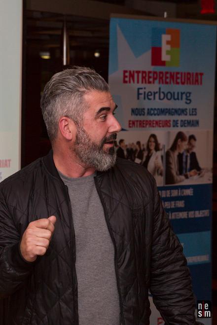 """soirée Réseautage """"Entrepreneuriat Fierbourg"""""""