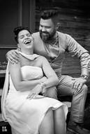 Le fou rire!  Mariage Éric & Mélanie,Station touristiqueDuchesnay© niesim