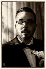 Jonathan le marié en Noir & Blanc © niesim