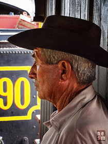 Cowboy à Trinidad, Cuba © niesim