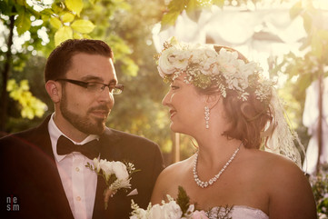 ma lumière mon amour Jonathan & Virginiemariage © niesim