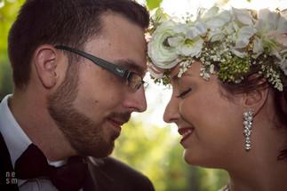 Un doux moment! mariage © niesim