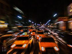 Taxi New-York  niesim ©