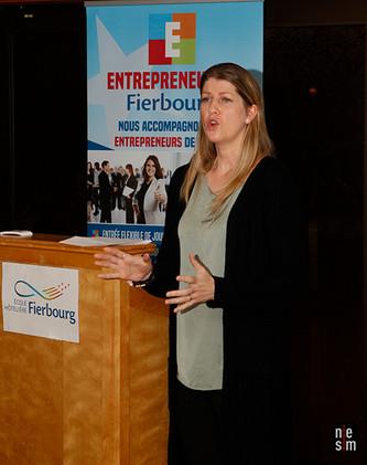 Activité de réseautage Entrepreneuriat Fierbourg 5 décembre 2017