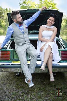 T'embarques avec moi!  Mariage Éric & Mélanie,Station touristiqueDuchesnay© niesim