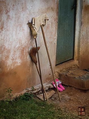 Vie de ménage, Cuba, Trinidad © niesim