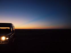 Levé du jour, Tanzanie, Afrique ©