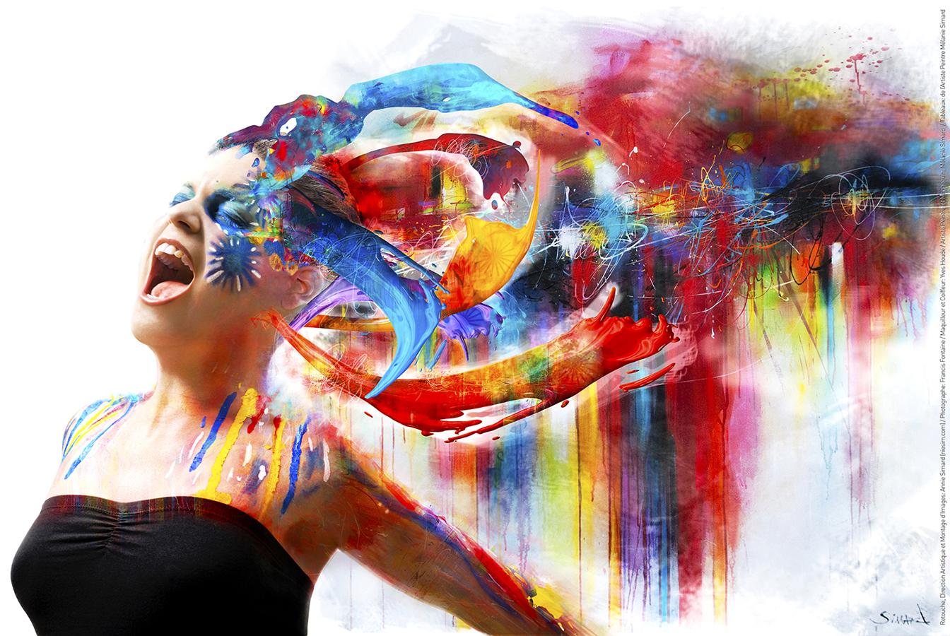 Créatif « L'appel des émotions » ©