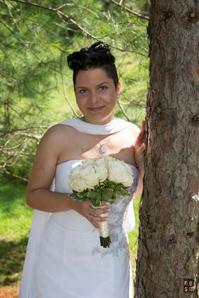 Mélan- mariage Annie Simard-niesim ©