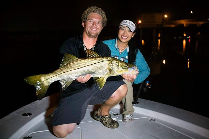 Monster snook to kick off 2017!