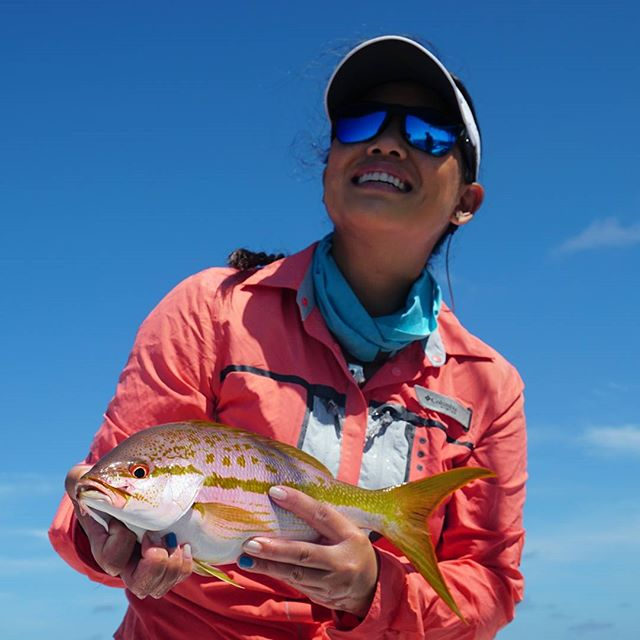 Love the days when catching comes easy!__Yellow tail snapper is a new species for me with _capt.rob_