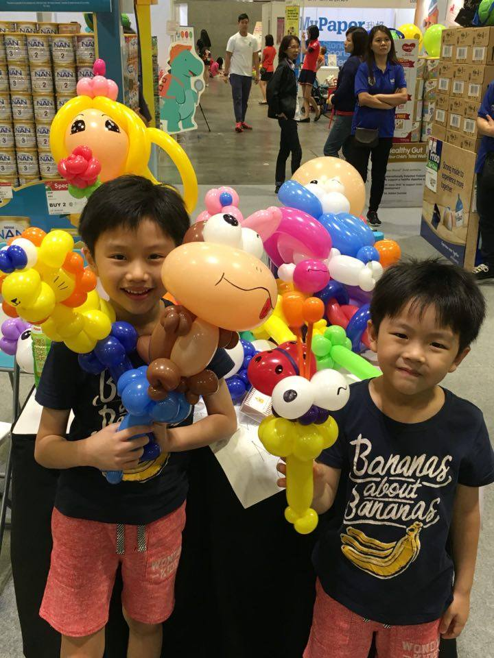 Cool image about Freelance Balloon Sculpture Singapore - it is cool