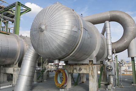 Industrie Rohrleitungen