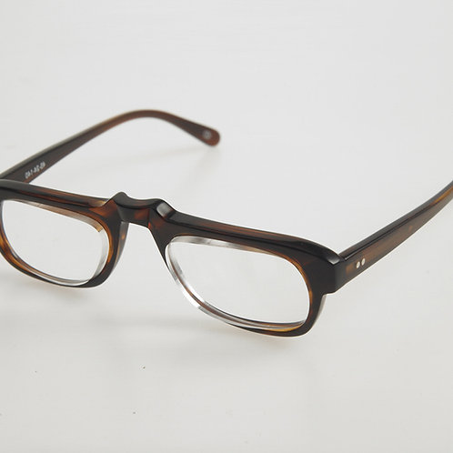 4158 Aspheric Prismatic Half-Eye Spectacles