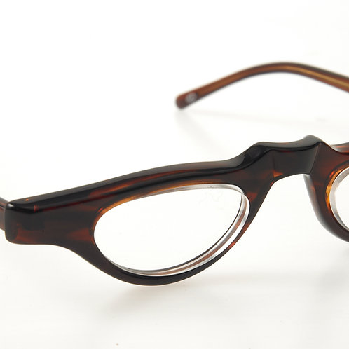 4180 Aspheric Prismatic Half-Eye Spectacles