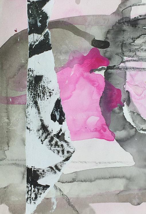 Cold Pink Winter V
