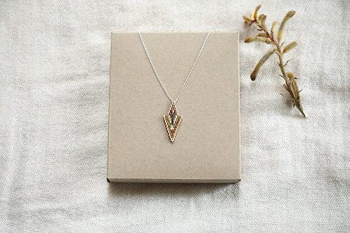Green Zeeya Necklace