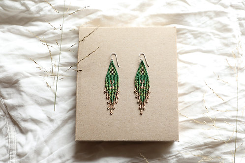Forest Nova Earrings