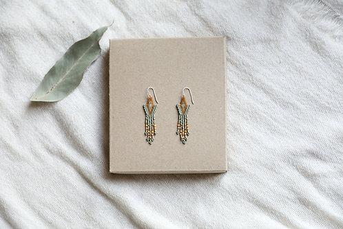 Fern Arrow Earrings