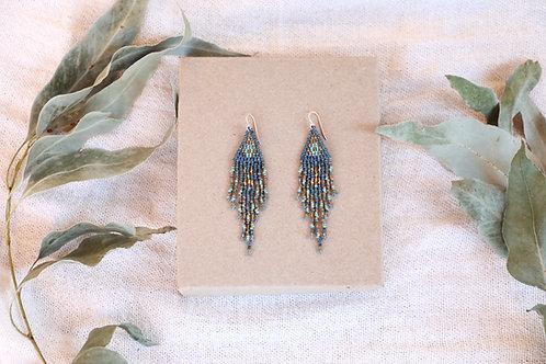 Midnight Nova Earrings