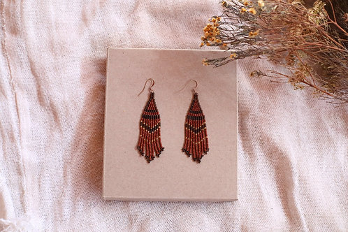 Desert Arrow Earrings