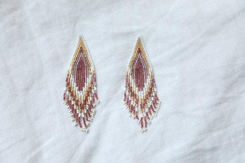 Patchouli Mawu Earring (Large)