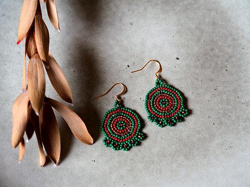 Forest Bell Earrings