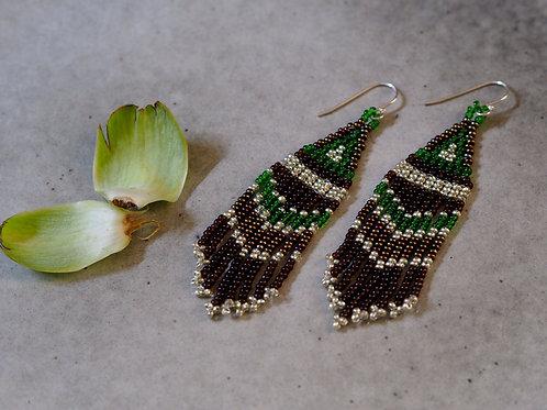 Forest Arrow Earrings