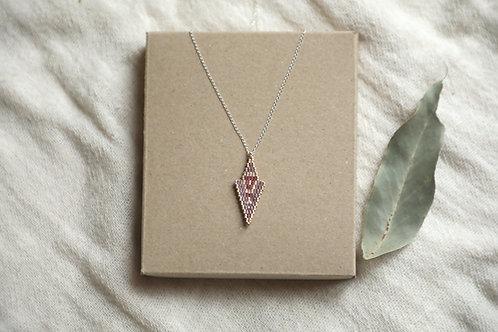 Pink Zeeya Necklace