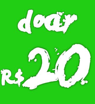 Quotas 20 reais