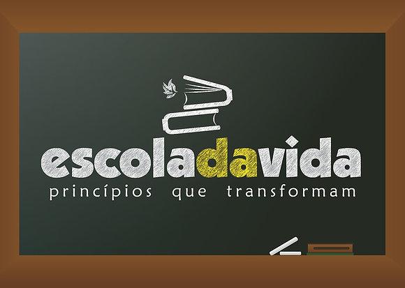 Folder Escola da Vida