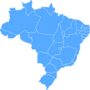 mapa brail