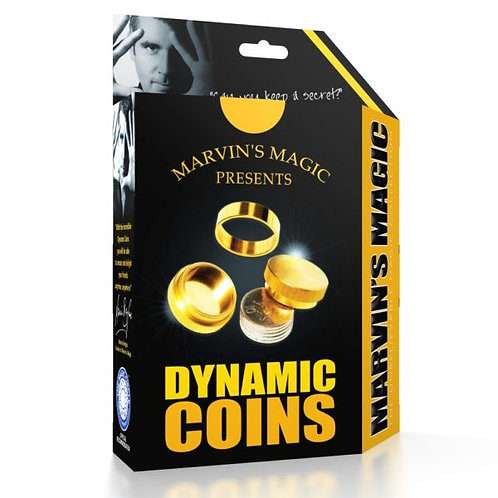 Dynamic Coins - Marvins Magic
