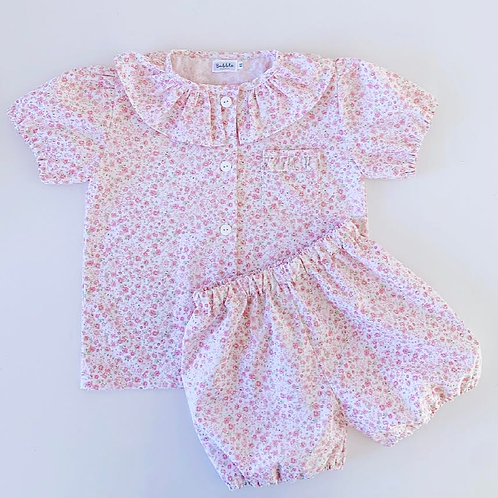 Pijama Florzinhas