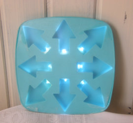 מנורת קרח