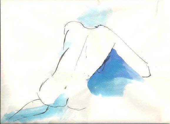 רישום עירום