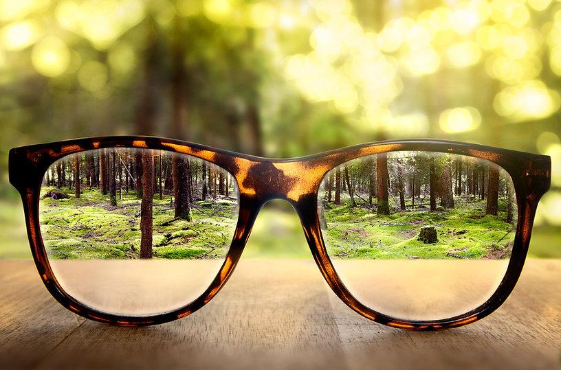 תמונת משקפי ראייה