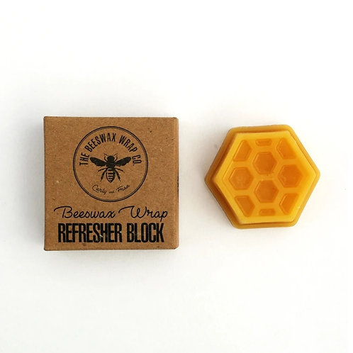 Wax Refresher Block
